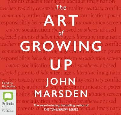 The Art of Growing Up (Audio Book)