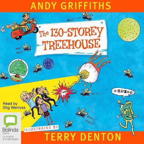 The 130-StoreyTreehouse(Audiobook)