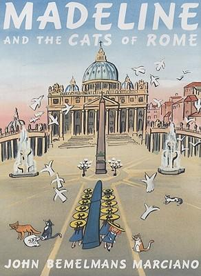 Madeline and the CatsofRome
