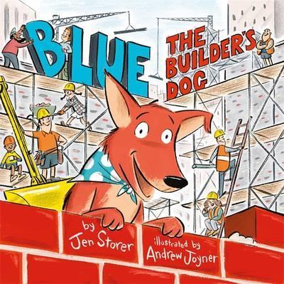 Blue, TheBuilder'sDog