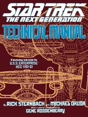 Star Trek Next GenTechnicalM