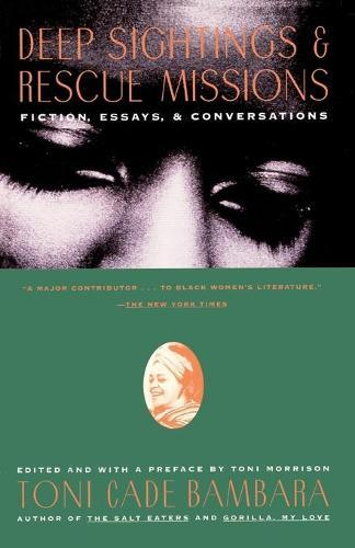 Deep Sightings & Rescue Missions: Fiction, Essays,andConversations