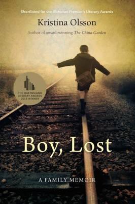 Boy, Lost: AFamilyMemoir