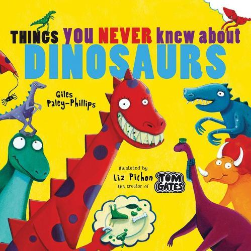 Things You Never KnewAboutDinosaurs