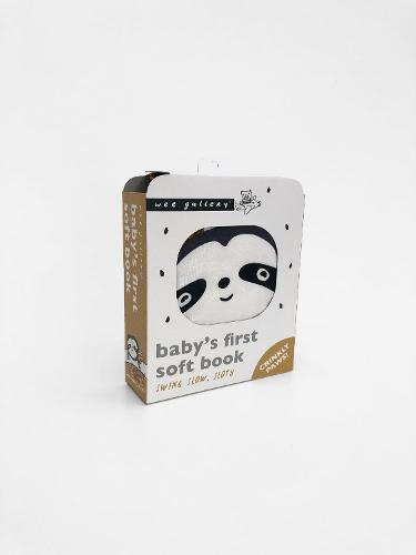 Swing Slow, Sloth: Baby's FirstSoftBook