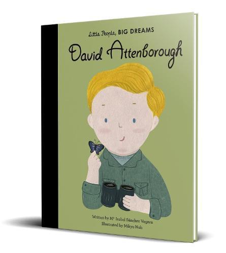 David Attenborough (Little People,BigDreams)