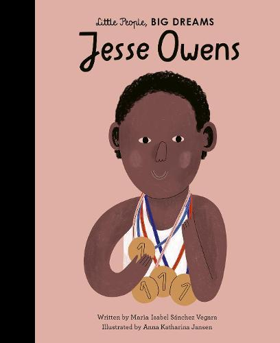 Jesse Owens (Little People, Big Dreams)