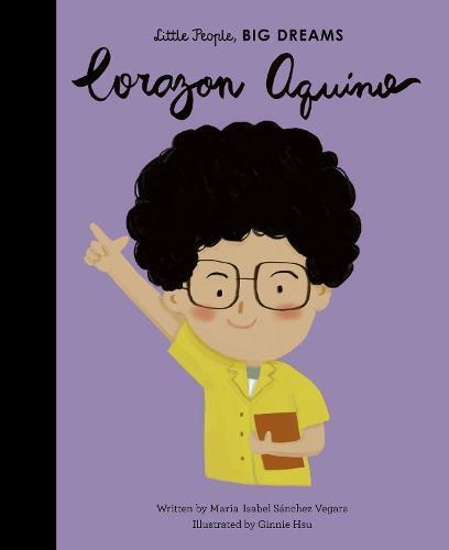 Corazon Aquino (Little People,BigDreams)