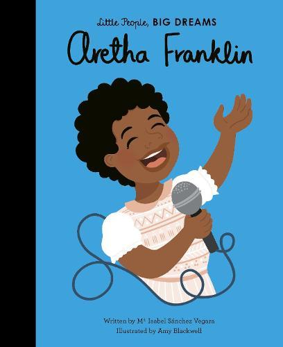 Aretha Franklin (Little People,BigDreams)