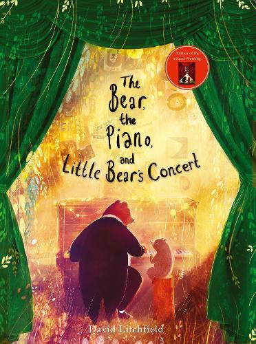 The Bear, the Piano and LittleBear'sConcert