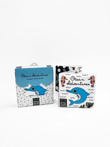 Ocean Adventures: A Magic Bath Book