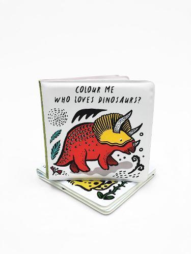 Colour Me: WhoLovesDinosaurs?