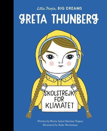 Greta Thunberg (Little People,BigDreams)