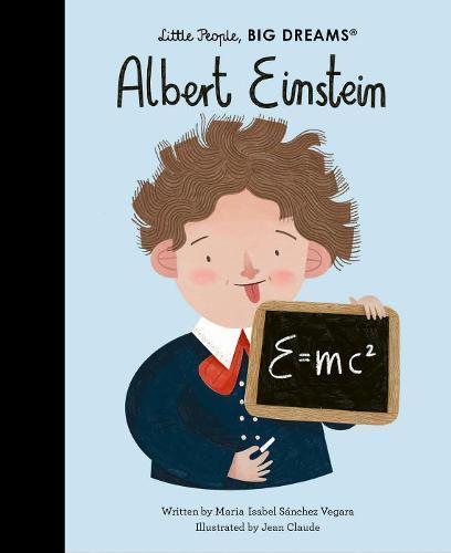 Albert Einstein (Little People, Big Dreams)