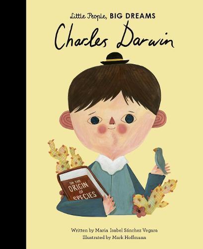 Charles Darwin (Little People,BigDreams)