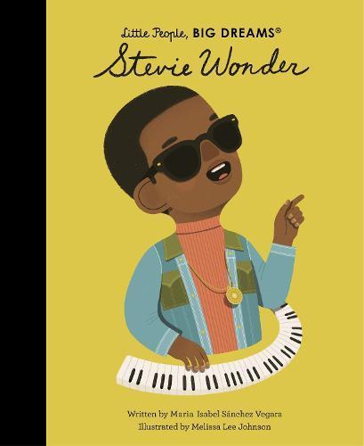 Stevie Wonder (Little People,BigDreams)