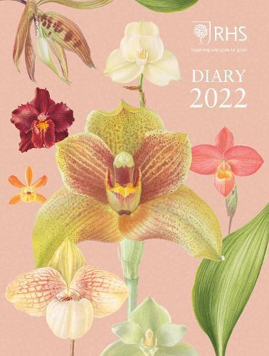 Royal Horticultural Society PocketDiary2022