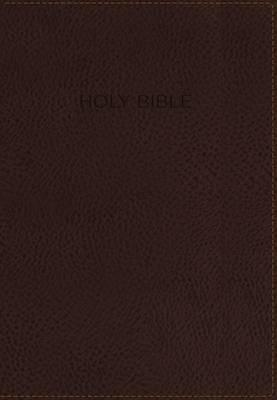 NKJV, Foundation Study Bible, Leathersoft, Brown, Red Letter Edition: Holy  Bible, New King James Version by Thomas Nelson
