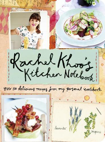 Rachel Khoo'sKitchenNotebook