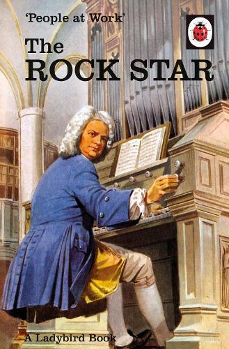 People at Work: TheRockStar