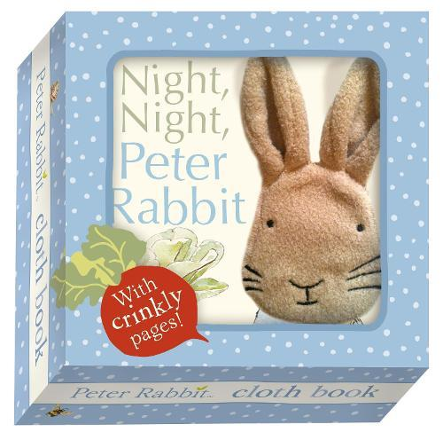 Night Night Peter Rabbit:ClothBook