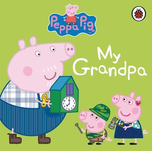 Peppa Pig:MyGrandpa