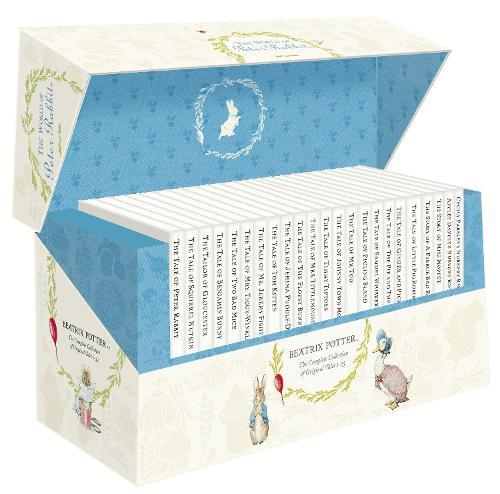 The World of Peter Rabbit - The Complete Collection of Original Tales 1-23WhiteJackets