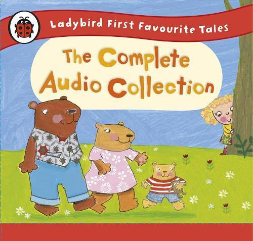 Ladybird First Favourite Tales: The CompleteAudioCollection