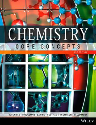 Chemistry:CoreConcepts