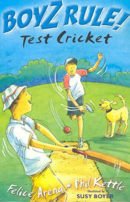 Boyz Rule 15: Test Cricket
