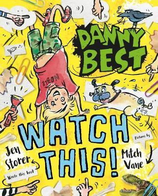 Watch This! (Danny Best, Book 4)