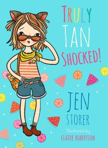 Truly Tan Shocked (Truly Tan, Book 8)
