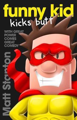 Funny Kid Kicks Butt (Funny Kid,Books6)
