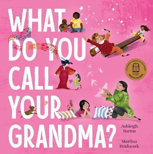 What Do You Call Your Grandma?