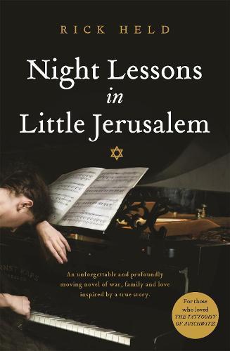 Night Lessons inLittleJerusalem