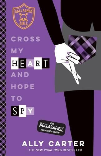 Cross My Heart and HopetoSpy