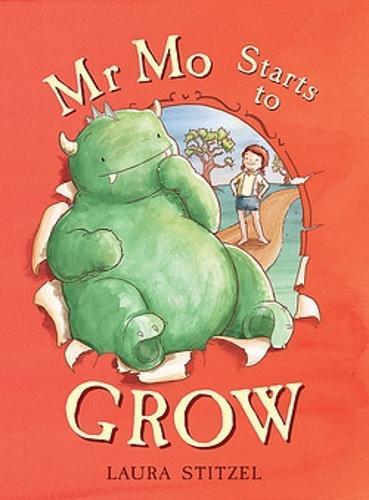 Mr Mo Starts to Grow