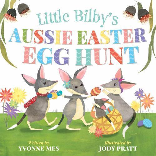 Little Bilby's Aussie EasterEggHunt