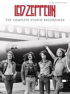 Led Zeppelin -- The Complete Studio Recordings: Authentic Guitar Tab,HardcoverBook