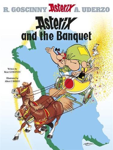 Asterix: Asterix and The Banquet: Album 5