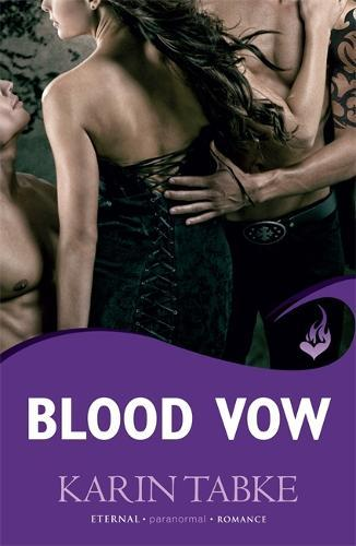 Blood Vow: Blood Moon RisingBook3