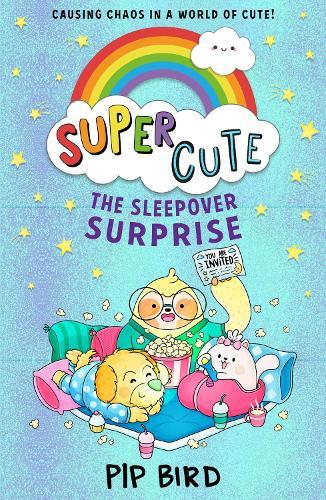 The Sleepover Surprise (Super Cute,Book1)