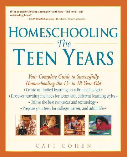Homeschooling:TeenYears