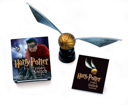 Harry Potter Golden SnitchStickerKit