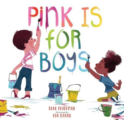Pink IsforBoys