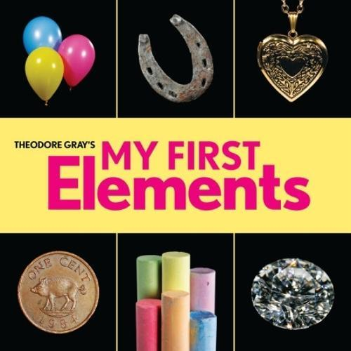 Theodore Gray's MyFirstElements