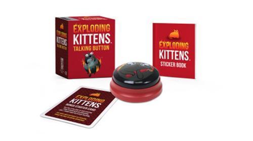 Exploding Kittens:TalkingButton