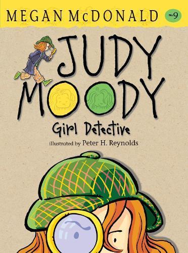 Judy Moody,GirlDetective
