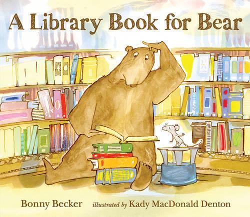 A Library BookforBear