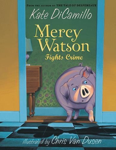 Mercy WatsonFightsCrime